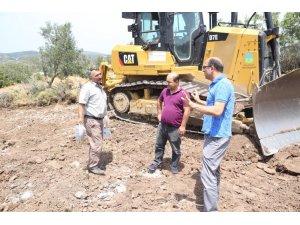 Burhaniye Belediyesi, hayvancılığa destek için düğmeye bastı