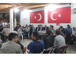 """MHP'li Mustafa Kalaycı: """"Bizim 24 Haziran'dan sonra önceliğimiz ekonomi"""""""