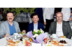 ATO Başkanı Baran'dan Meclis Üyelerine iftar