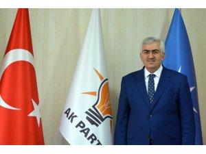 AK Parti Erzurum İl Başkanı Öz'den Kadir Gecesi mesajı