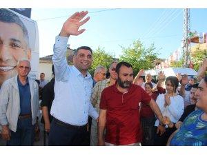 """CHP'li Erol """"Elazığ'da 40 yıldır başarılamayanı başaracağız"""""""