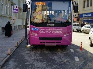 Sakarya'da halk otobüsü esnafına bayram müjdesi