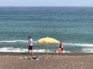 Akçakoca sahilleri bayram tatiline hazır
