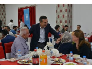 Tepebaşı Belediyesi'nden iftar
