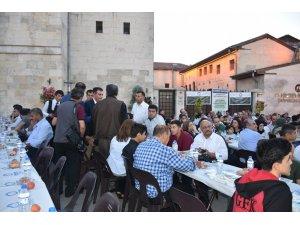 Başkan Tahmazoğlu, basın mensuplarıyla iftarını açtı