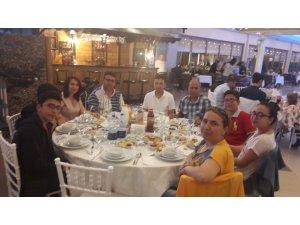 ATS çalışanları iftar sofrasında buluştu