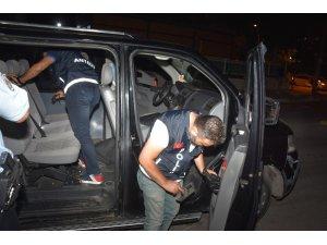 'Duman Uygulaması' ile aranan 10 kişi yakalandı