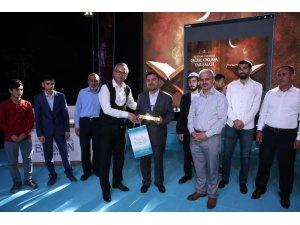 Batman'da Kur'an-ı Kerim'i güzel okuma yarışması düzenlendi