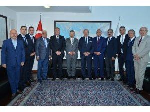 ASO, OSB tecrübesini Kıbrıs'a aktaracak