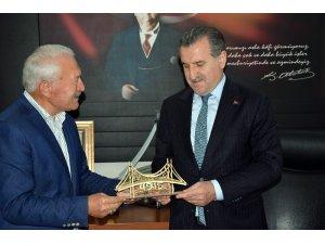 Bakan Osman Aşkın Bak Çanakkale'de