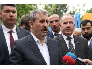 BBP Lideri Destici'den Kandil Operasyonu açıklaması