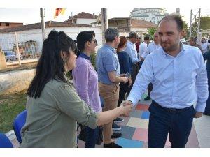 """AK Partili Baybatur: """"Eğitimde yaptığımız yatırımlarla çağı yakaladık"""""""