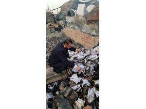 Irak Meclisi Başkanı, yangının ardından seçimlerin yeniden yapılmasını istedi