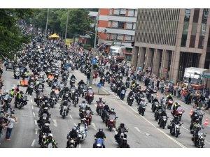 Motor tutkunları Hamburg'da buluştu