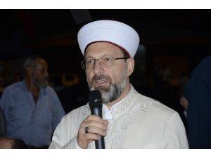 Diyanet İşleri Başkanı Erbaş, çocukları yaz Kur'an Kerim kurslarına davet etti