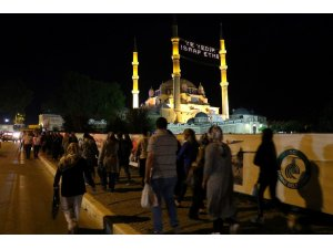 Selimiye Camii, Kadir Gecesi doldu taştı