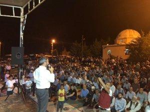 Binlerce kişi Sahabe Safvan Bin Muattal Hazretlerinin Türbesine akın etti