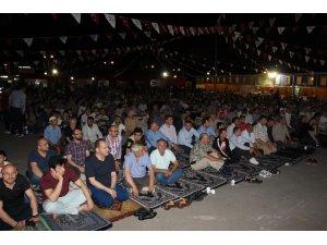 """Tekkeköy'de """"Seccadeni Almaya Gel"""" programı düzenlendi"""