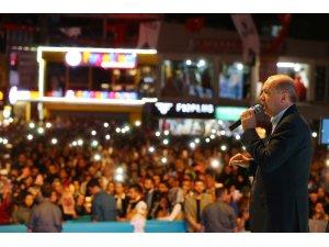 """Cumhurbaşkanı Erdoğan: """"Avusturya Başbakanı senin bu çıraklığın, bu tavırların başına çok işler getirebilir"""""""