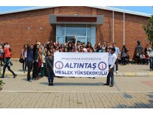 DPÜ Altıntaş Meslek Yüksekokulu'nun yeni açılan bölümüne öğrenci alımı