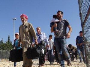 Ramazan Bayramı için giden Suriyelilerin sayısı 46 bini aştı