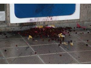 Sivas'ta şüpheli poşet alarmı