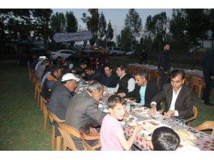 Malazgirt Belediyesinden iftar programı