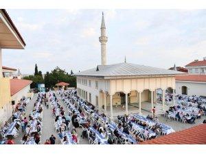 Okçular Tekkesi'nde 5 bin kişilik dev iftar