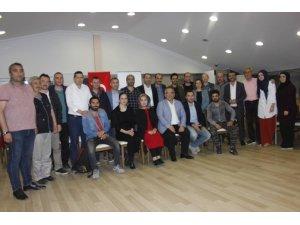 BYEGM Erzincan İl Müdürlüğü'nün İftar Yemeğinde Erzincan Basını Bir Araya Geldi