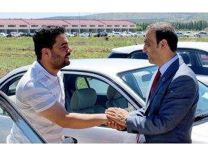 """MHP Sivas Milletvekili adayı Özyürek,""""Sivas'a teşvikleri getirmeye çalışacağız"""""""