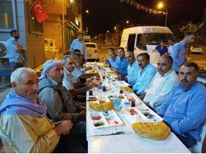 Yıldırım ve Çağır ailelerinden Ak Parti'ye destek