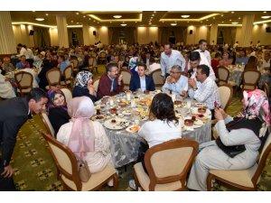 Başkan Tiryaki'den iftar programı