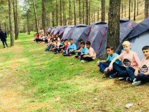 Büyükşehir erikçe yaz kampları başlıyor