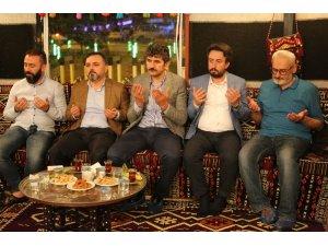 Başkan Ercan Tokatlılarla iftar sofrasında buluştu