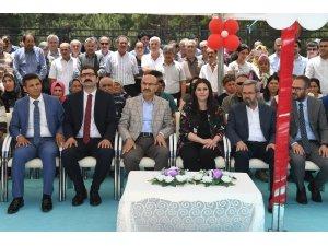 Aladağ Devlet Hastanesi hizmete girdi