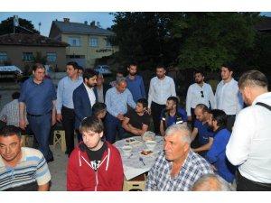 Akşehir'de Mahalle İftarları sürüyor