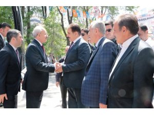 Kılıçdaroğlu esnafa vaatlerde bulundu
