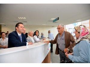 Eskişehir Yunus Emre Devlet Hastanesi poliklinik hizmetini yeni binasına taşıdı