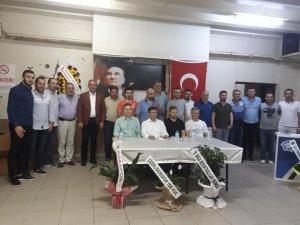 Mustafa Durak, Bigaspor'a  3'üncü  kez başkan seçildi