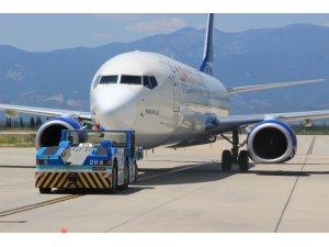 Kuzey Ege'ye her hafta 61 tarifeli uçuş