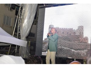 Karesi'de Mekke konferansı