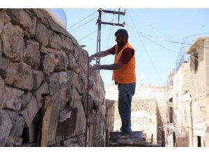 Tarihi Mardin'de değişim sürüyor