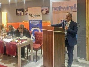 Atatürk Üniversitesi ATA Teknokent'ten iftar yemeği