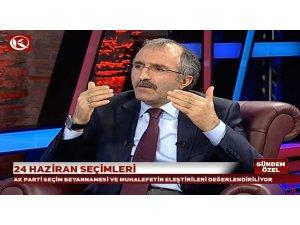 """Maliye Bakan Yardımcısı Yavilioğlu: """"Bütçeye disiplin açısından çok iyi bir düzeydeyiz"""""""