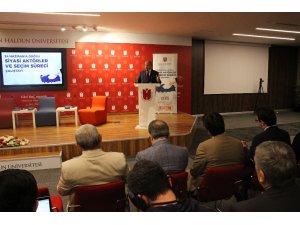 Şentop: ''Muharrem İnce'nin adaylığı CHP'nin içindeki başkanlık yarışıyla ilgili bir mesele''