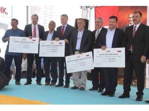 Elazığ'da 37 milyonluk 29 tesisin açılışı yapıldı