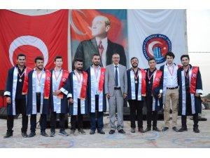 Gökçeada Uygulamalı Bilimler Yüksekokulu Mezuniyet Töreni gerçekleştirildi