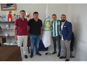 Zafer Şensoy Manisa Büyükşehir Belediyespor'da