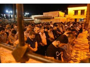 Şıh Meydanında Kadir Gecesi coşkusu yaşandı