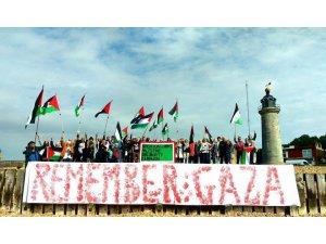 5. Özgürlük Filosu Gazze'ye ilerliyor